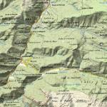 mapa isaba